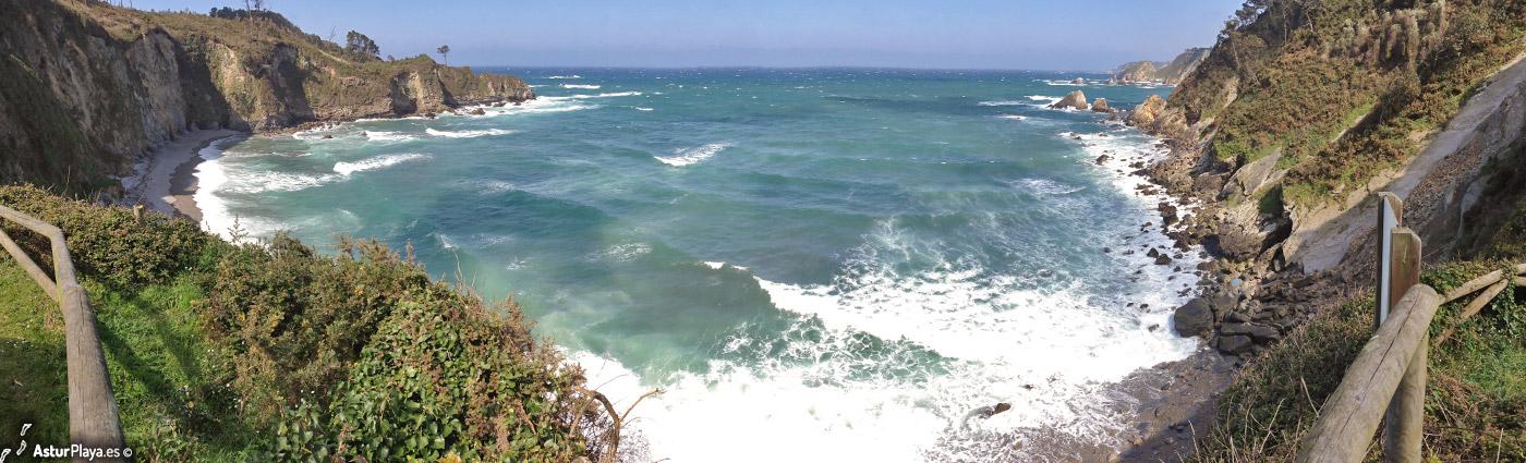 Cambaredo Beach Asturias Mainpic