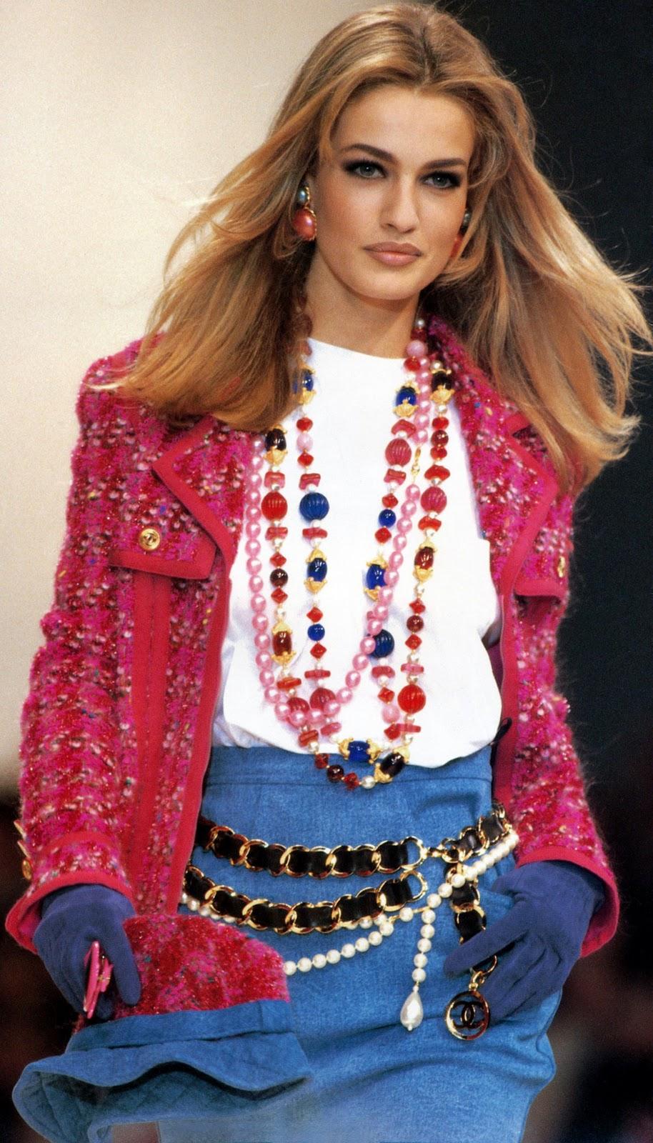 2000 Karen Chanel 91 Vogue Spirit Restoration