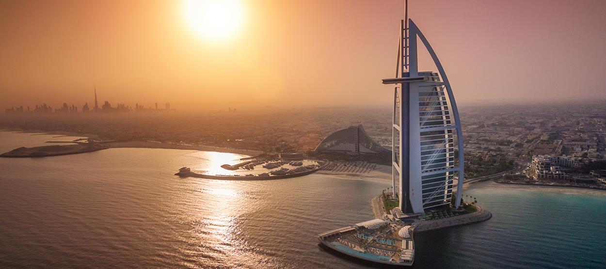 Burj Al Arab Jumeirah Terrace Exterior 2 Hero