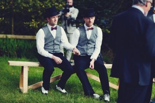 Great Gatsby Groomsmen