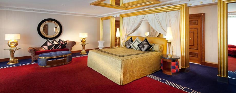 Burj Al Arab Deluxe King Two Bedroom Suite 04 Hero