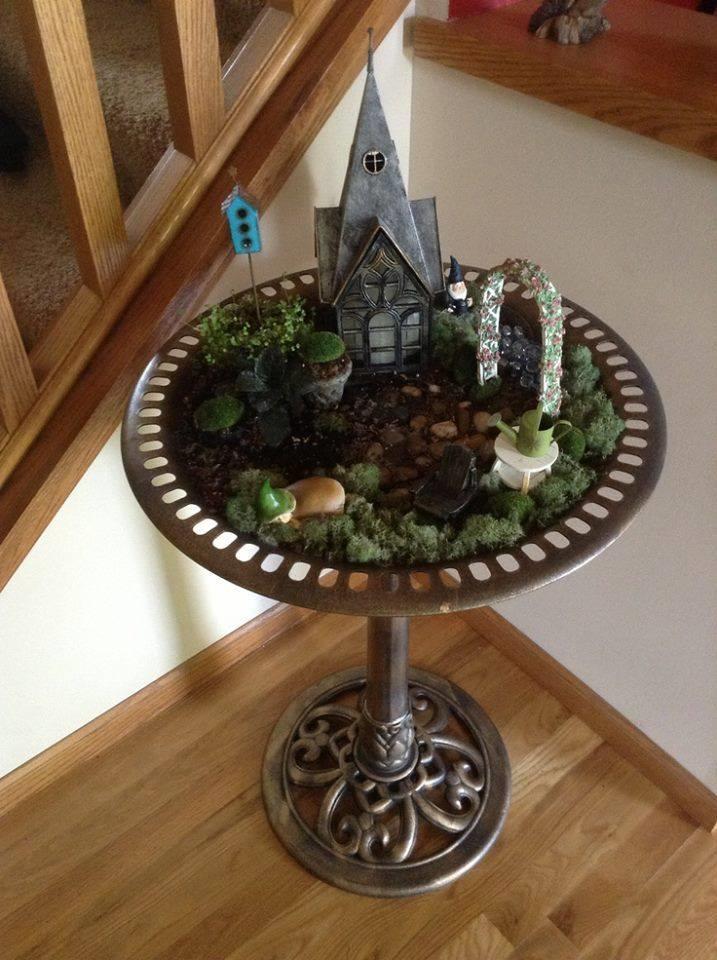 Jardín mágico