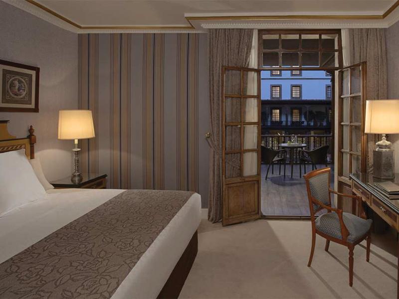 Habitación Premium con Terraza