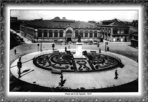 Plaza 6 de agosto