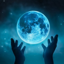 Waning moon help For Relationship