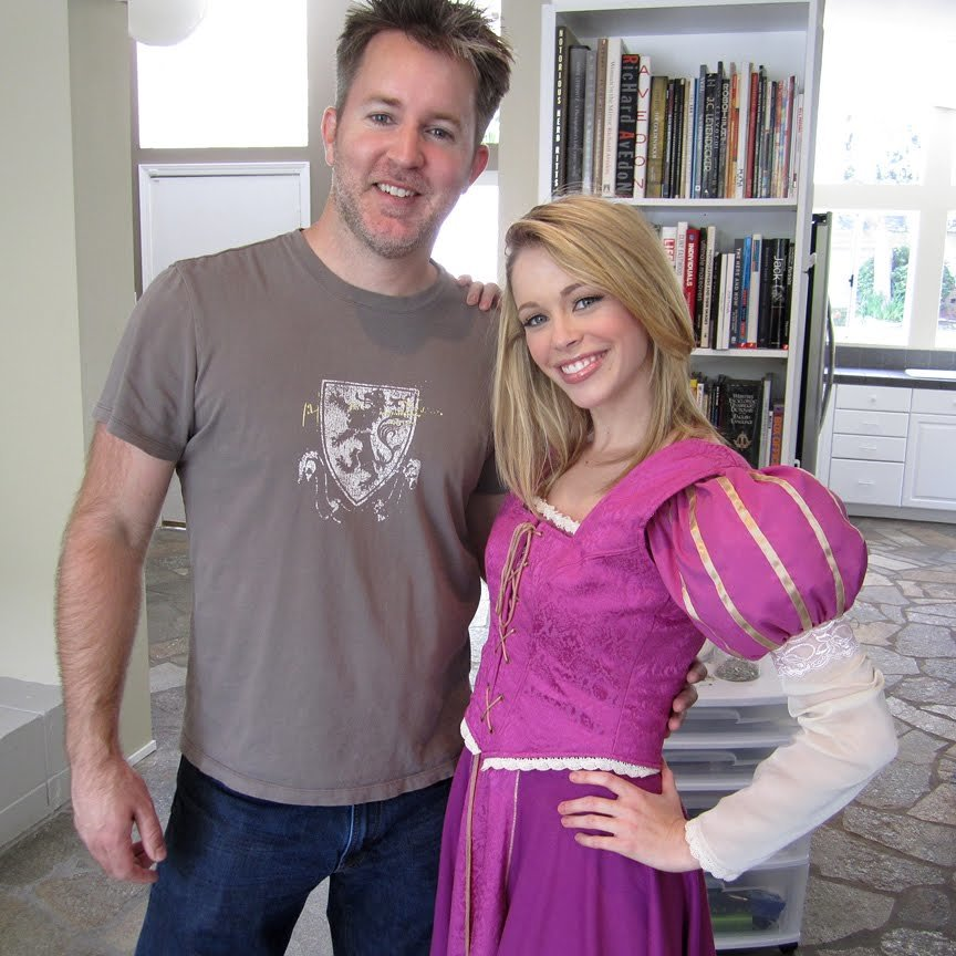 Rapunzel Disney Ryan Astamendi 2 Jpg
