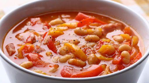 Sopa de fréjoles