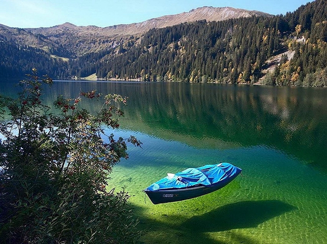 Lac Vert Autriche Plongee 12