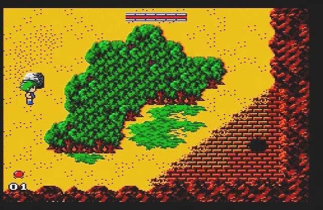 Golvellius El Mejor Rpg De Sega Master System 3