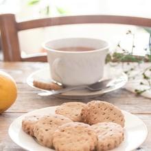 Sablés citron & romarin