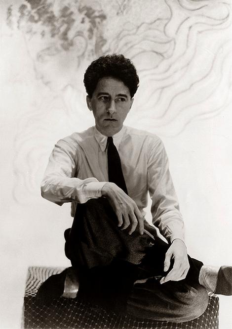 Jean Cocteau, 1930s.
