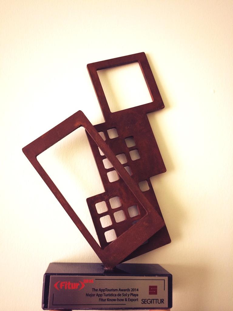 Premio FITUR 2014