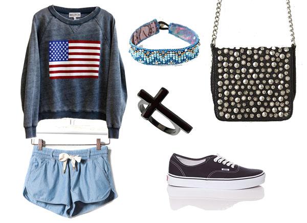 Skater Look 1
