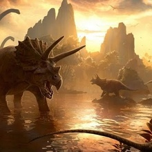 ¿Porque desaparecieron los dinosaurios?