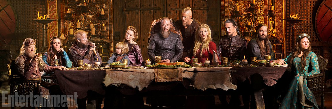Last Supper Vikings