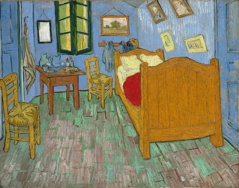 The Bedroom Van Gogh