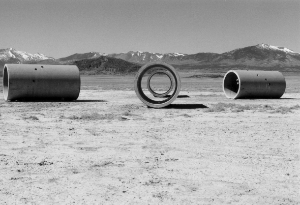 Nancy Holt, Sun Tunnels, 1973-76