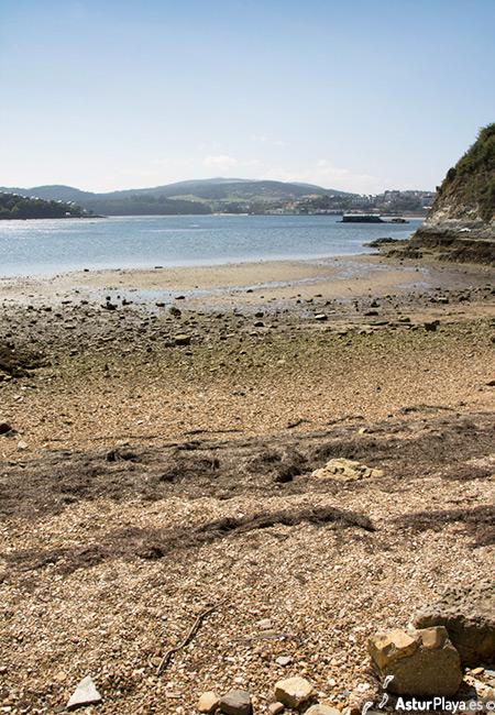 Arnela Beach Castropol Asturias