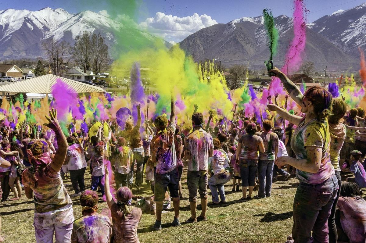 Holi Party Festival 6