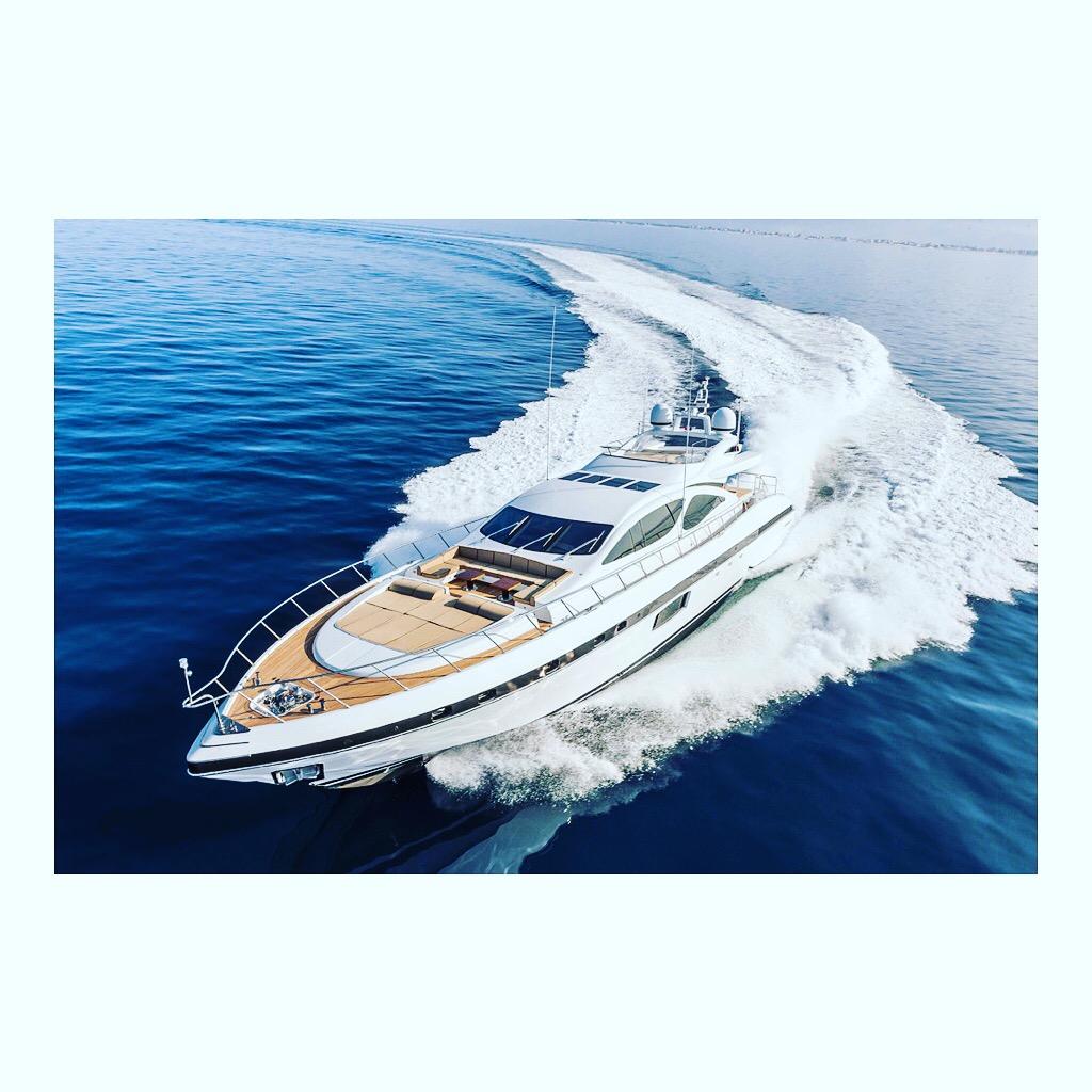 Yanpy Post 144 Luxury Yacht Ibiza Mangusta 80