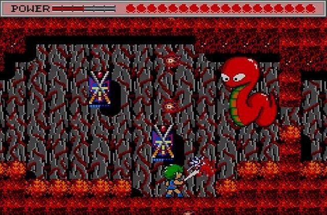 Golvellius El Mejor Rpg De Sega Master System 4