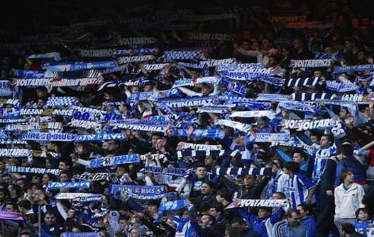 Riazor. Deportivo de la Coruña. (Riazor Blues)