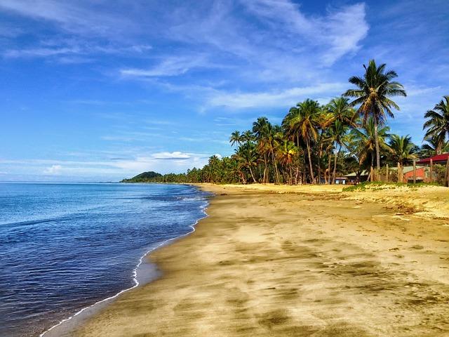 Playa de Fiji - tpsdave (pixabay)