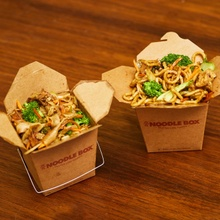 Use of Custom Noodle Boxes in Bakeries