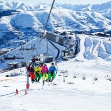 20 estaciones de esquí en España