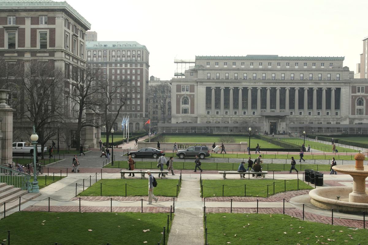 8. Universidad de Columbia
