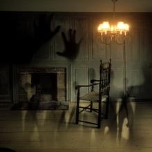 ¿Fantasmas en tu casa?