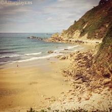 Playa de Xilo o Veneiro - Muros de Nalón
