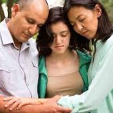 Oración para proteger a los hijos