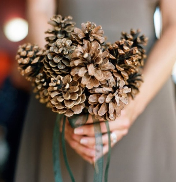 40 Unique And Non Traditional Wedding Bouquets 4