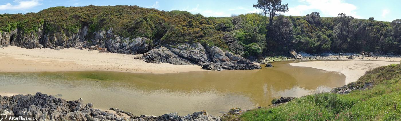 La Paloma Esteiro Beach Asturias1