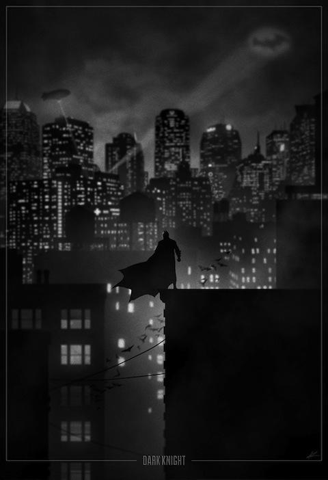 Noir Batman