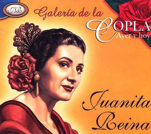 Galeria De La Copla Juanita Reina