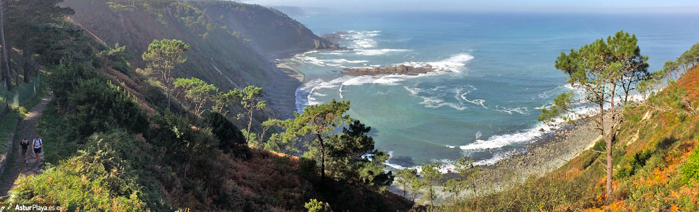Cazonera Atalaya Beach Asturias5
