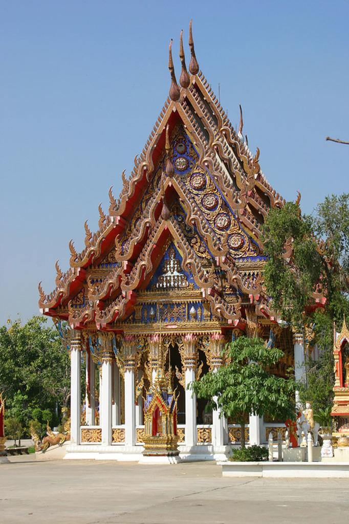 Tailandia Bangkok Templooscuro1