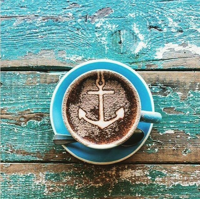 Yanpy Post 64 Sailor Coffee