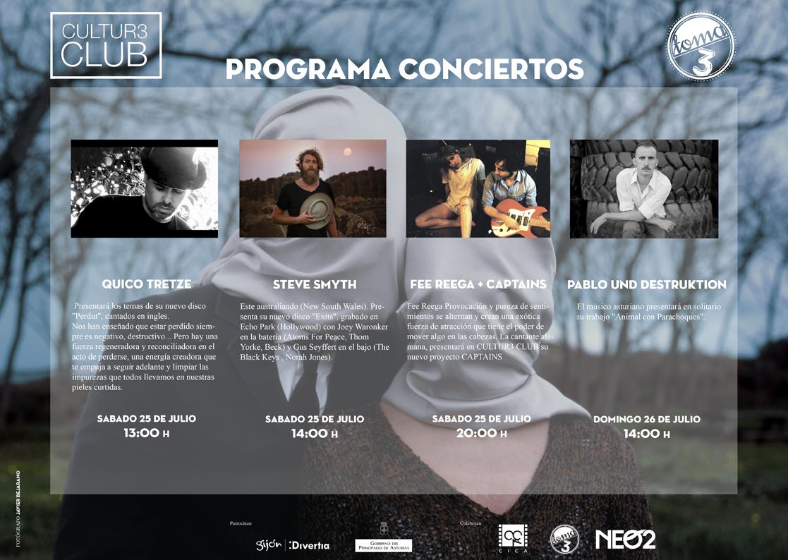 Programa Conciertos Web