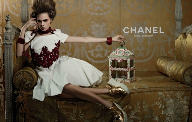 Cara Delevingne Chanel Cruise 2013 Rq7wp4ma Sized