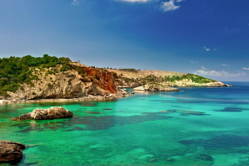Yanpy Post 96 Yacht Charter Ibiza Cala Xarraca