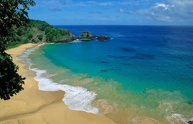 Playas Fernando Noronha Sancho