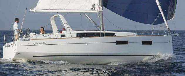 Yanpy Post 21 Velero Beneteau Oceanis 35 Menorca
