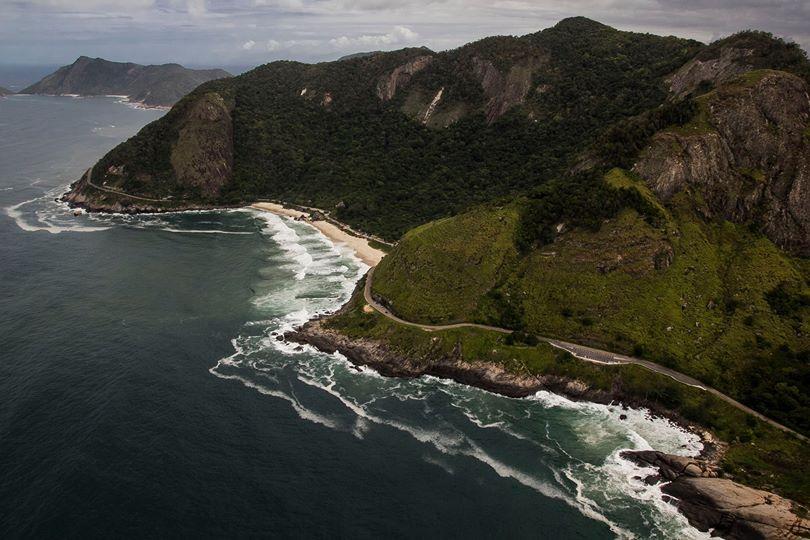 Prainha Beach. Rio de Janeiro, RJ - Brasil