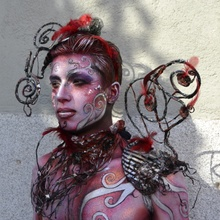 Body Painting and Styling
