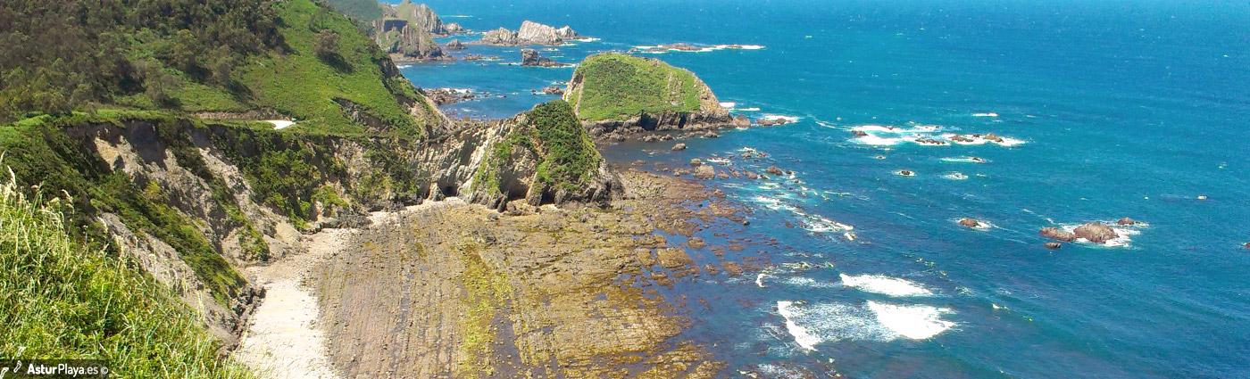 Albuerne Beach Cudillero Asturias1