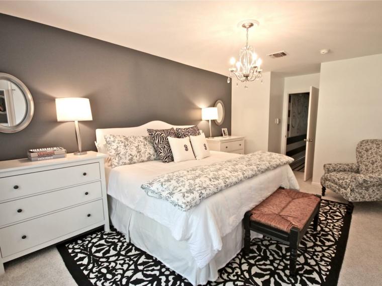 Dormitorio Moderno Diseno Retro