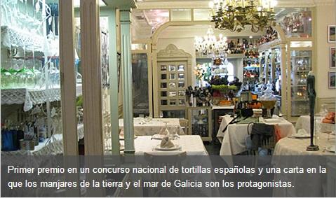 El Manjar, A Coruña